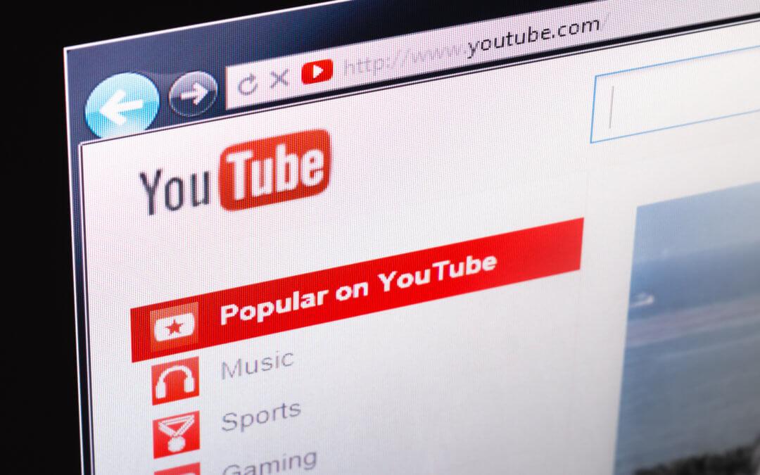 Youtube drängt ins Wohnzimmer